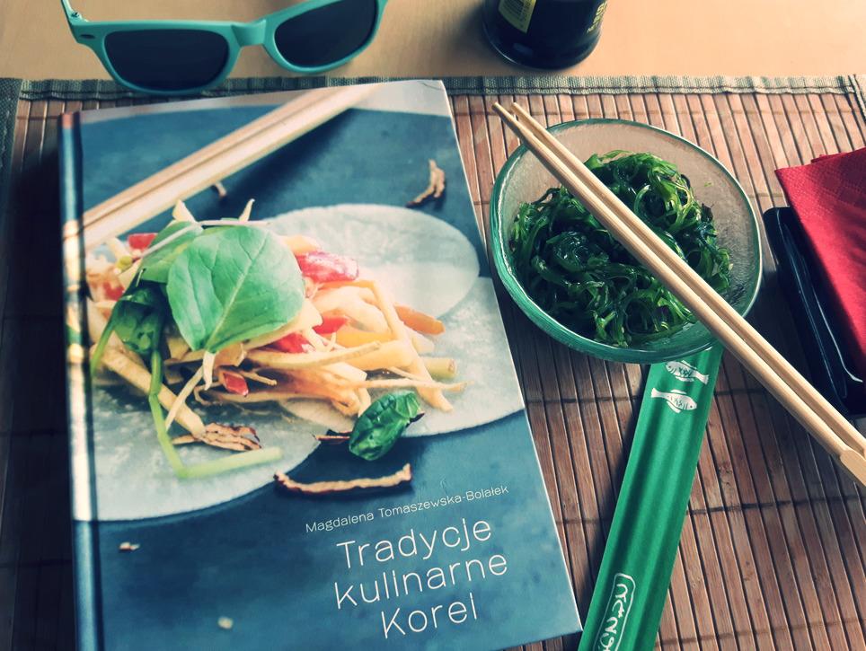 """""""Tradycje kulinarne Korei"""" – recenzja"""