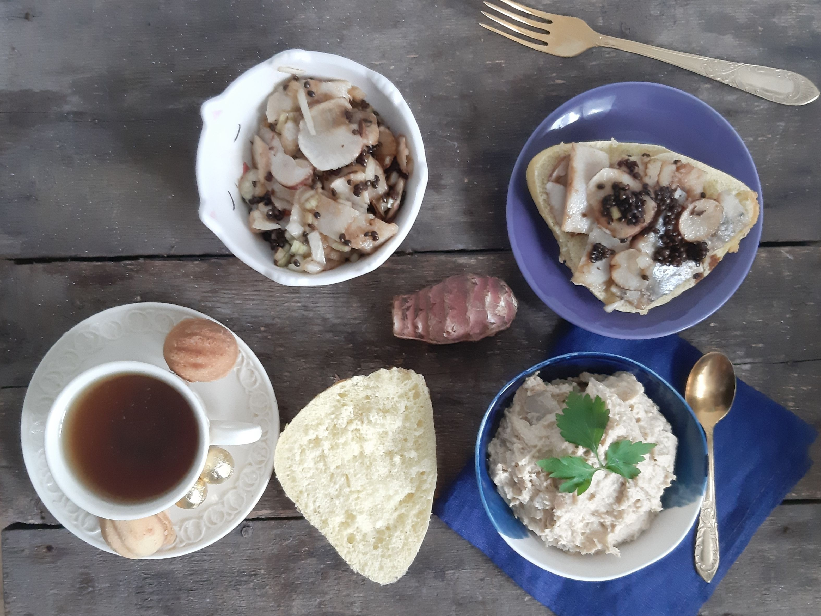 Top 5 najlepszych potraw z topinamburem
