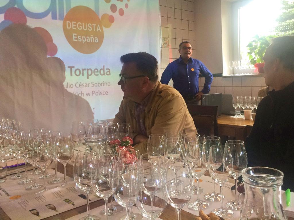 Rueda - biała torpeda - degustacja win białych z DO Rueda