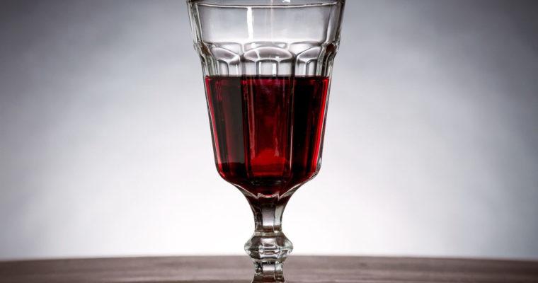 Amarone i przepis na risotto z winem