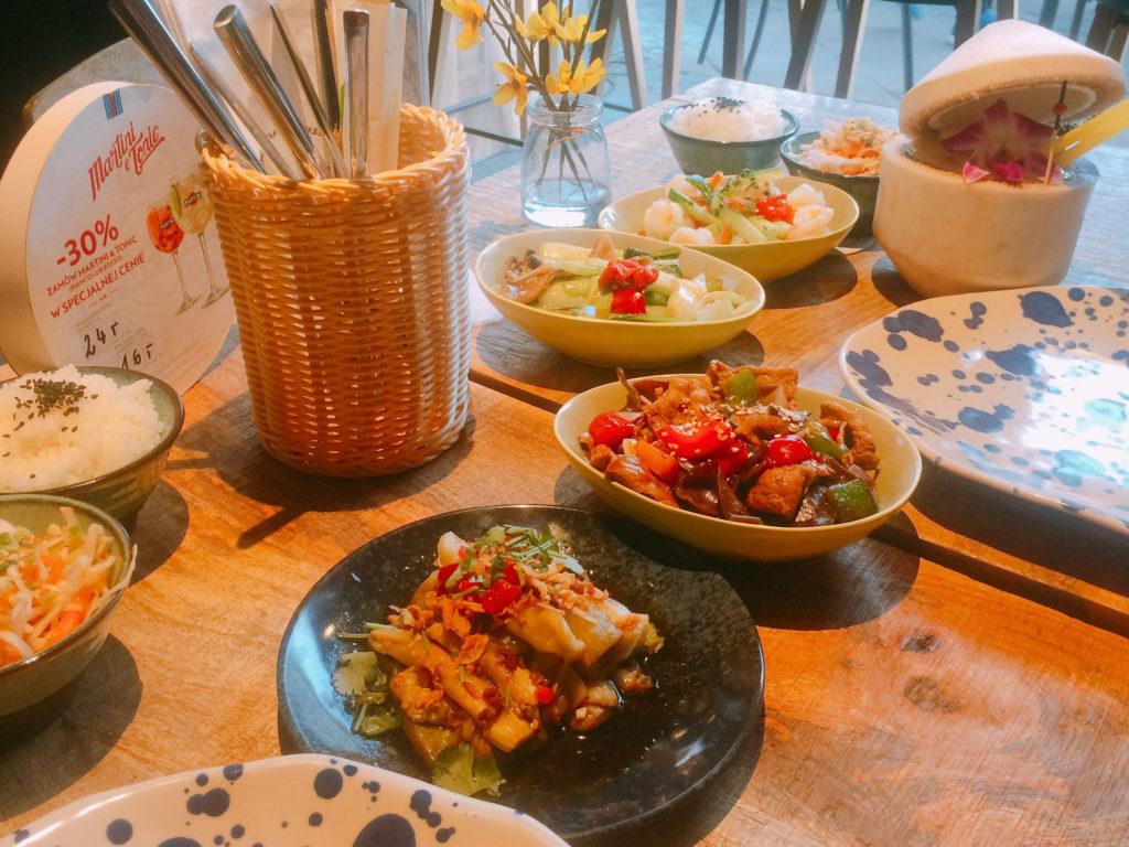 Restauracja Mao Marszałkowska 62 - recenzja restauracji