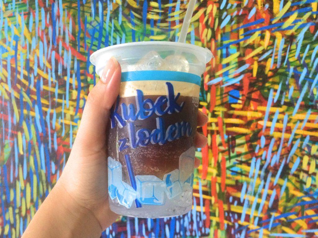 Espresso tonik - mrożona kawa z tonikiem