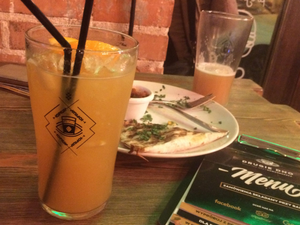 Drugie Dno Nowogrodzka 4 - recenzja multitapu