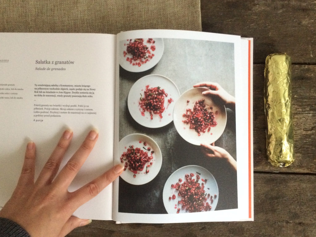 Hazana. Kuchnia wegetariańska Żydów zcałego świata Autorka: Paola Gavin