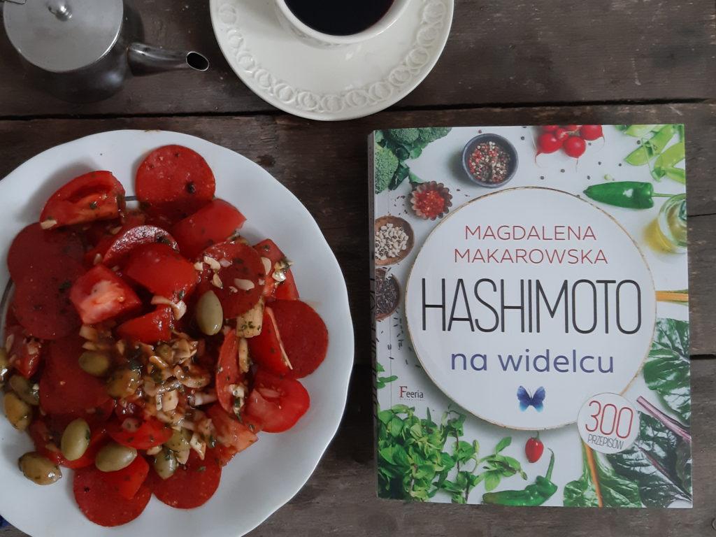 Hashimoto na widelcu - Magdalena Makarowska