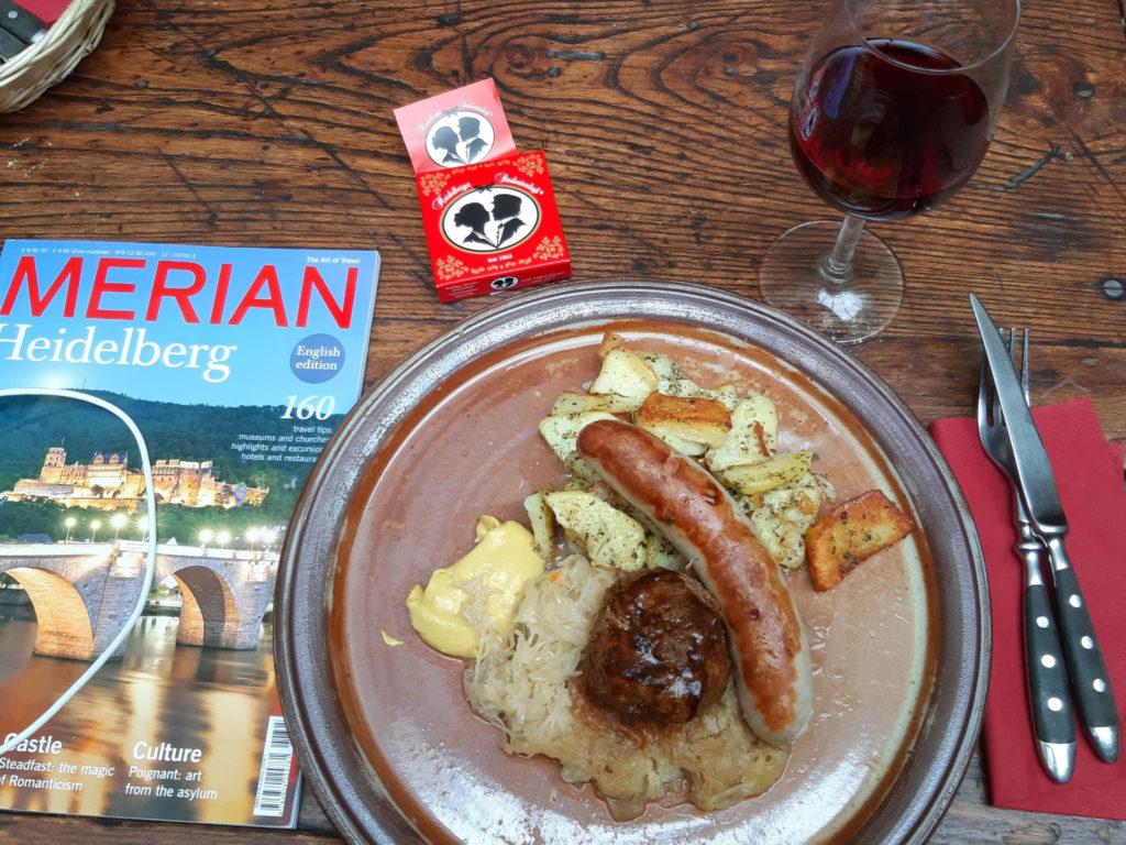 heidelberg kuchnia niemiecka