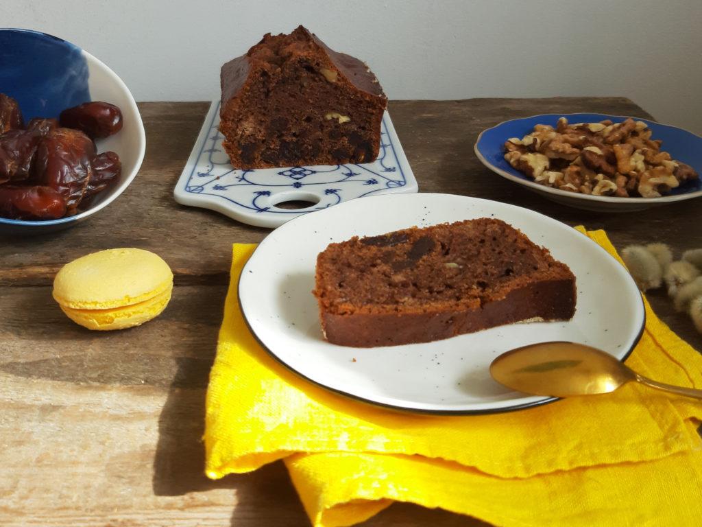 ciasto daktylowe Hurmali Kek