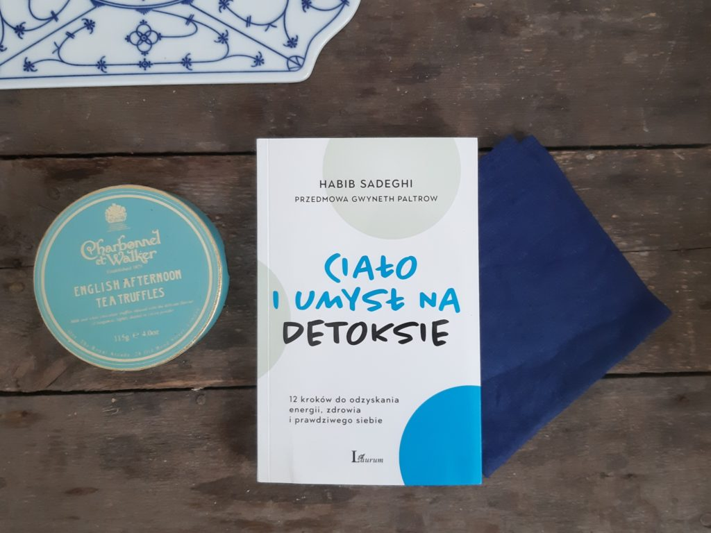 Ciało i umysł na detoksie. Habib Sadeghi