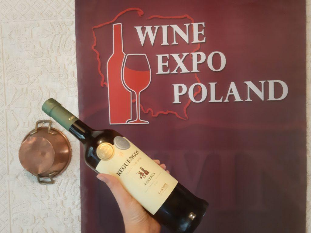 Branco Reserva z winiarni Reguengos (DOC Alentejo 2017)