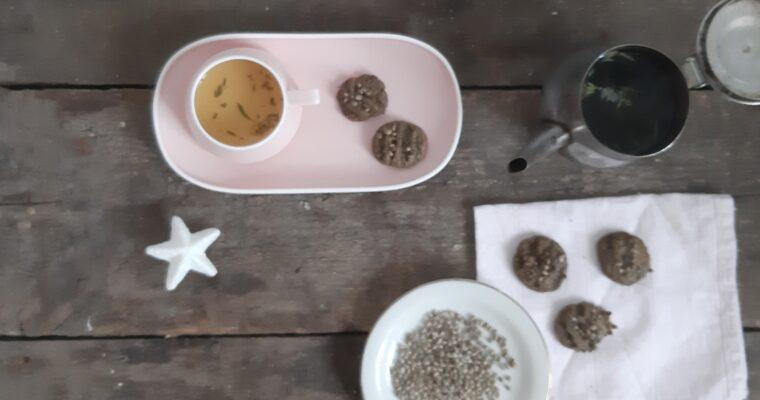 Przepis na ciasteczka konopne