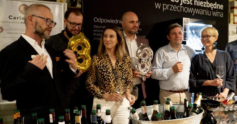 Podsumowanie 30 lat wina wPolsce na3. urodziny kwartalnika Ferment