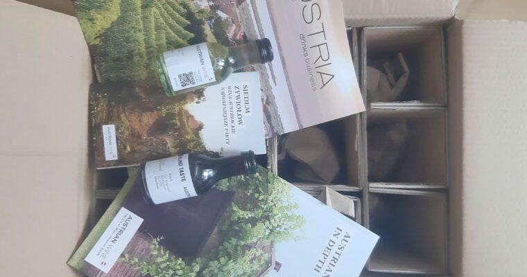 Austrian Tasting Warsaw – wino austriackie wWarszawie